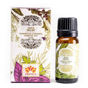 Cold Relief Aroma & Therapeutic Oil