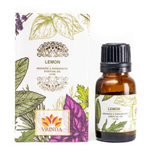 Lemon Aroma & Therapeutic Oil