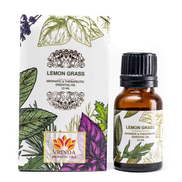 Lemon Grass Aroma & Therapeutic Oil