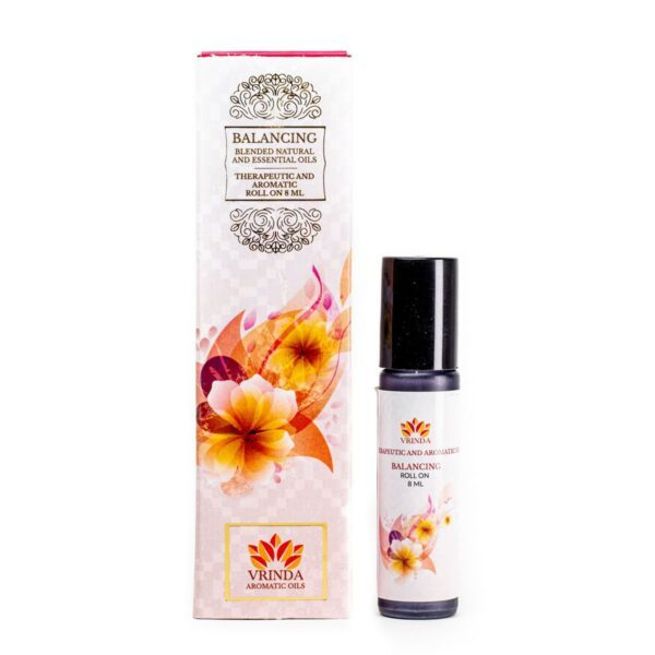 Balancing Aroma & Therapeutic Oil Roller Bottle Gift Pack