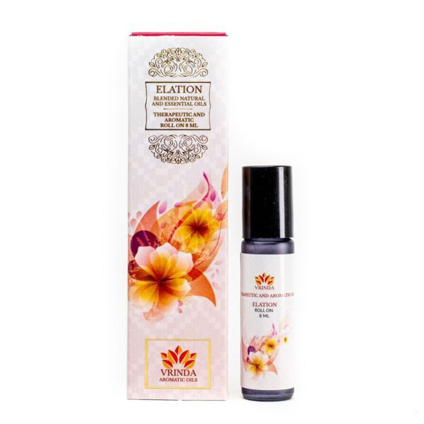 Elation Aromatic & Therapeutic Oil Roller Bottle Gift Pack