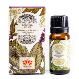 Body Pain Relief Aroma & Therapeutic Oil