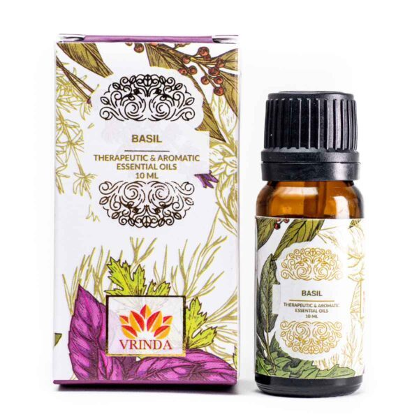 Basil Therapeutic Essential Oil