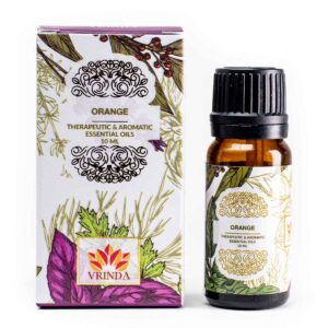 Orange Therapeutic Essential Oil