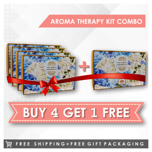 Aroma Therapy Kit Combo